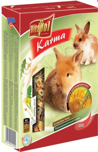 VITAPOL Karma dla królika (500g)