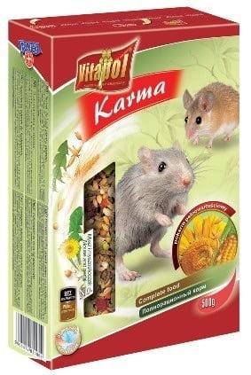 VITAPOL Karma dla myszy i myszoskoczków (500g)
