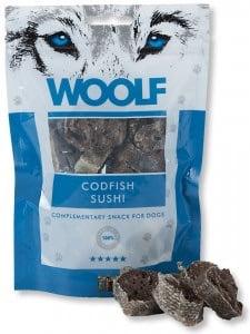 WOOLF Codfish sushi 100g