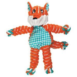 kong zabawka dla psa niezniszczalny lis