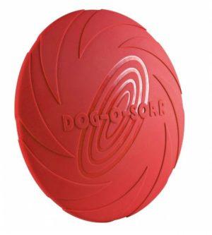 trixie frisbee z kauczuku