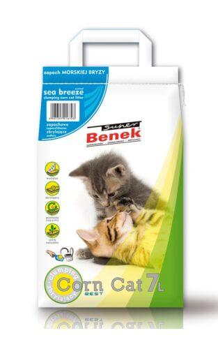 CERTECH Super Benek Corn Morska bryza 7 l
