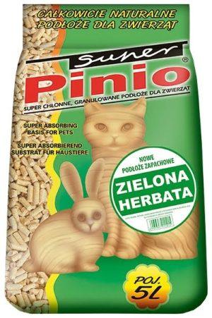 CERTECH Super Pinio Granulat - zielona herbata